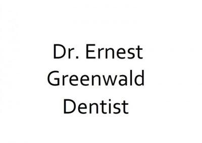 Dr. Ernest Greenwald (Dentist)