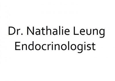 Dr. Nathalie Leung (Endocrinologist)